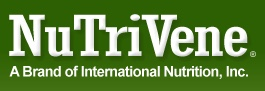 Nutrivene logo by International Nutrition